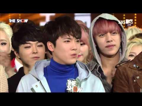 LEE HONGKI - Winner SBS MTV THE SHOW (Sub Español & English)
