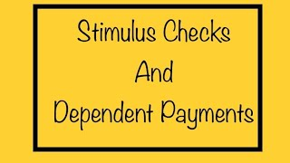 Checks Are Coming! Stimulus Checks for SSI, SSDI, Dependents – Saturday, August 1st Update