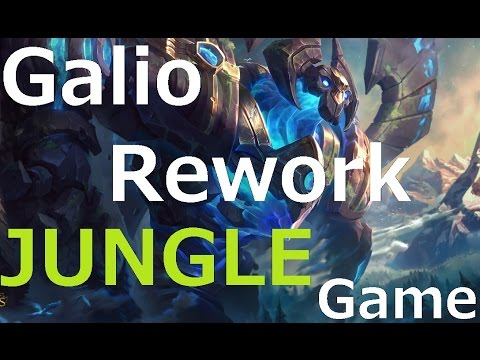 Will Galio be Unbalanced on Release? : A Community Poll ...