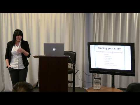Finding Your Story -Citizen Journalism with Rebecca Everett