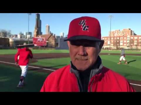 Coach Dee Postgame vs. Wright State - April 7