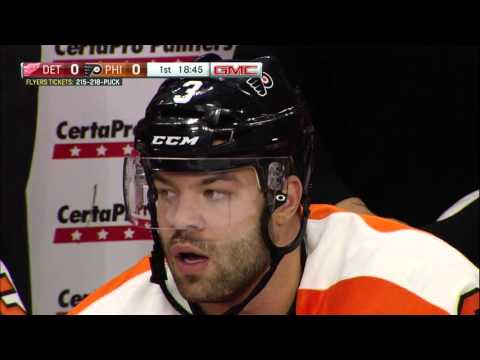 15.03.2016 Detroit Red Wings @ Philadelphia Flyers