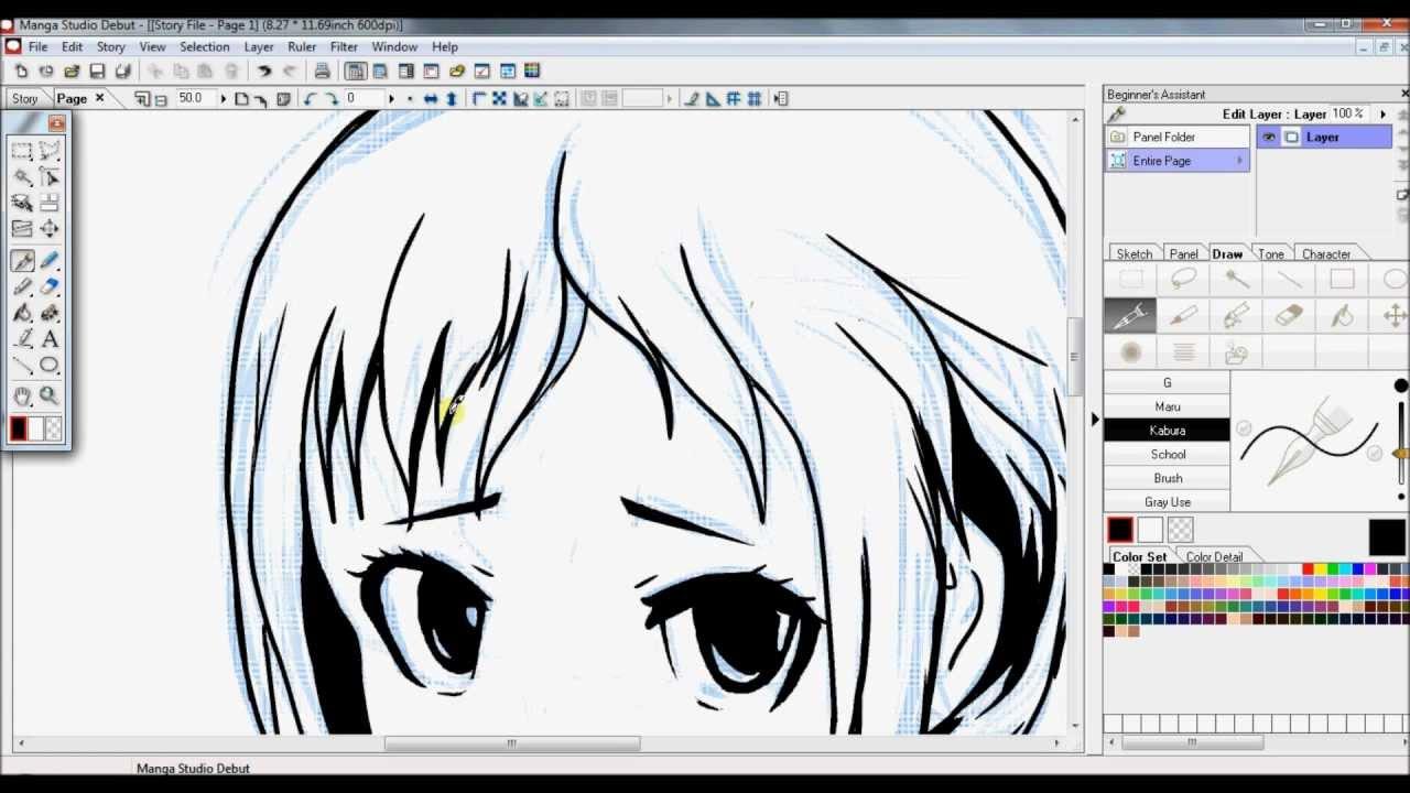 manga studio 5 tutorial pdf