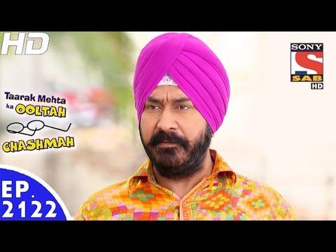 Taarak Mehta Ka Ooltah Chashmah - तारक मेहता - Episode 2122 - 24th January, 2017