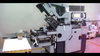 [합판인쇄] 프린통의 인쇄후가공 설비