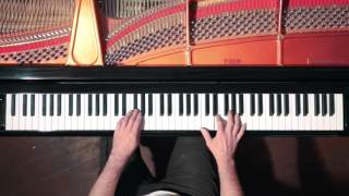 Bach 2 Part Invention No.7 P. Barton, FEURICH Harmonic Pedal piano
