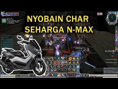 NYOBAIN CHAR SEHARGA MOTOR - DB RL ACCRETIA RF INDO SERVER UNICORN