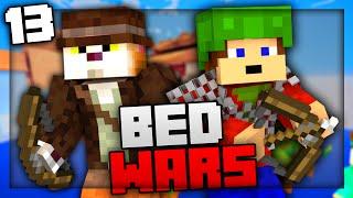 Minecraft: BedWars | HACKER! | #13 w/ Macko [Porty]
