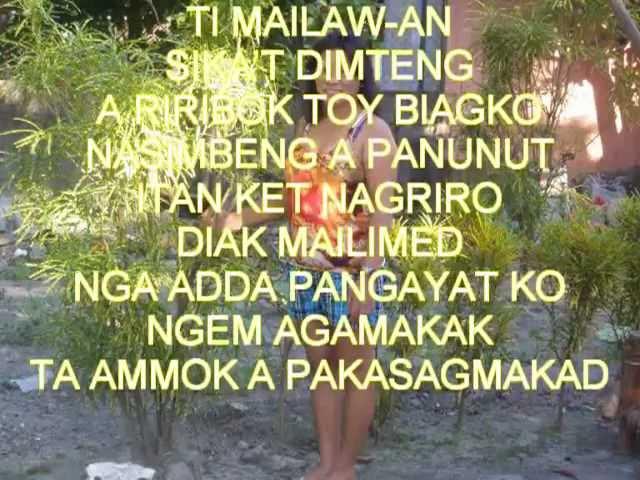 Agbabaket ilocano song download.