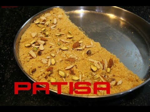 Patisa Recipe || Soan Papdi || Homemade sweets for diwali festival || In hindi