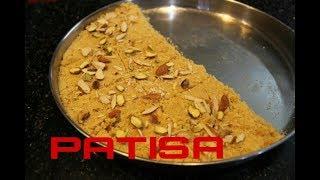 Patisa Recipe || Soan Papdi || Homemade sweets for diwali festival || In hindi
