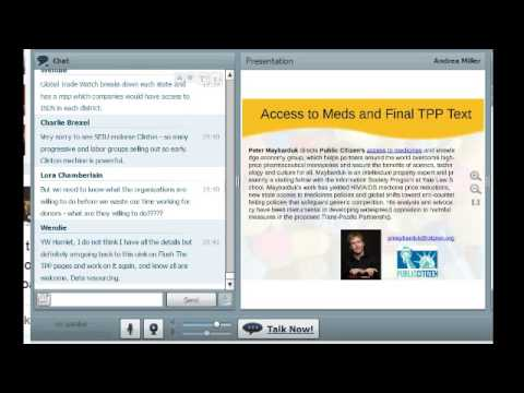 TPP conference call 11/22/15