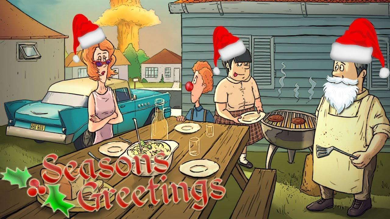giveaway 60 seconds survival game tis the season for challenges
