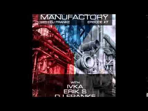 Czech Techno Manufactory with Dj Franke | Episode #7 : Dj Franke