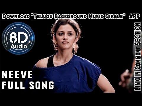 Neeve 8D Song USE EARPHONES 🎧 Telugu Musical Dance Video   Phani Kalyan   Gomtesh Upadhye