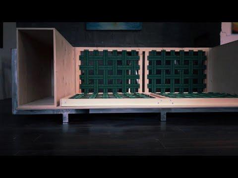 Iron Sofa. мебель в стиле лофт. часть вторая. Time Lapse.