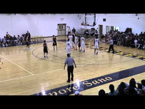 Detroit Country Day vs Brother Rice Jan 9 2016
