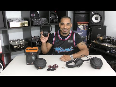 V-MODA M-100 Master Headphones: Review