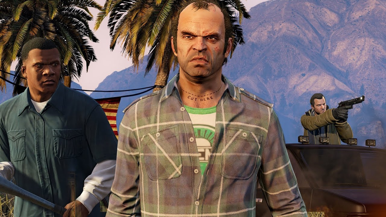 'Grand Theft Auto V' Changed Gaming Forever