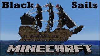Minecraft Music ♫ ♪ Black Sails [Trailer]