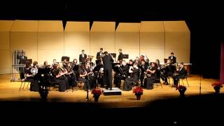"Lamphere HS Concert Band ""Coventry Carol"""
