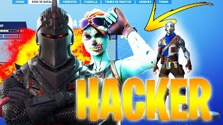 HACKER M'envoie à FORTNITE SEASON 2 et i GET ALL EXCLUSIVE SKINS à FORTNITE!.. 😱