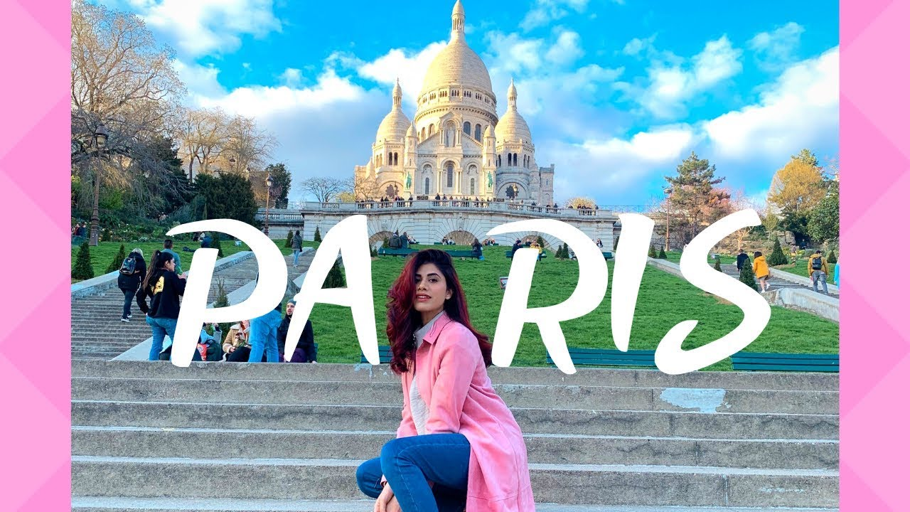 Download BONJOUR PARIS!!! Part 1 | Malvika Sitlani