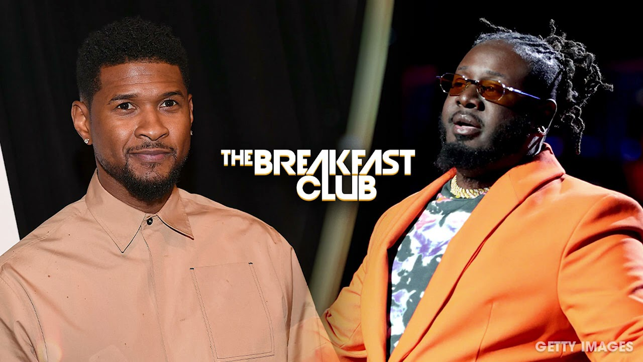 Usher's Brutally Honest Criticism Put T-Pain Into A 4-Year Depression