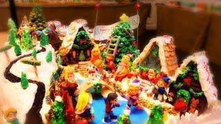 Gingerbread Wonderland has more than 150 edible creations on display