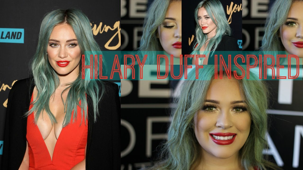 hilary duff makeup tutorial - photo #9
