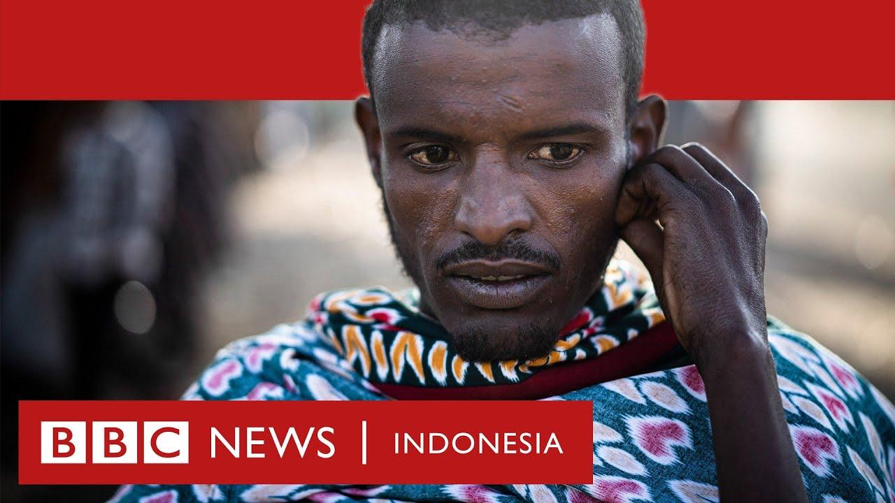 Migran Ethiopia menjemput asa di Arab Saudi: 'Pilihannya hanya sukses atau mati'- BBC News Indonesia