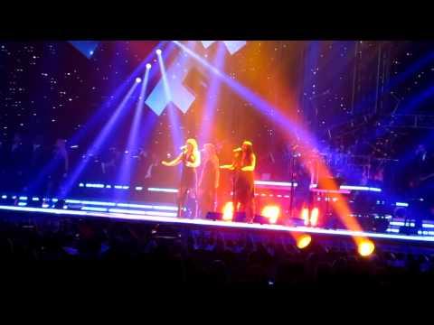 """Christmas Canon Rock"" - Trans-Siberian Orchestra - 2012 NOV 24 @ Manchester NH"