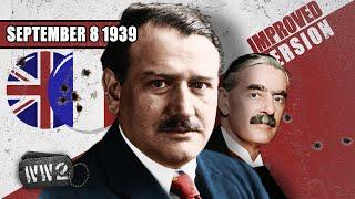 World War Two Begins - WW2 - 002 - September 8, 1939 [IMPROVED]