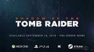 Tomb Raider Shadow of the Tomb Raider E3 Trailer