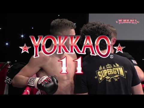 YOKKAO 11 TKO: Sam Jackson vs Luca Fonda FULL-HD