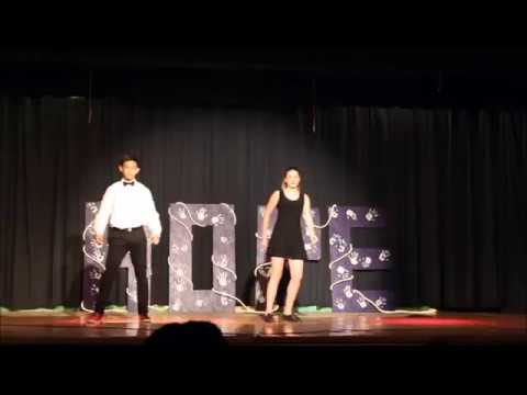Mr. ET: Living Room Routine By Franco Maxey and Shawna Budny - YouTube
