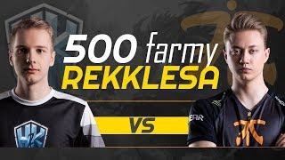 500 FARMY W 37 MINUT!