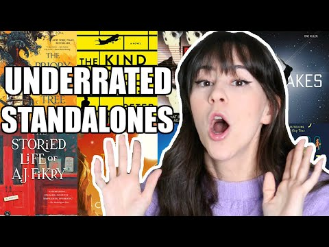 Best Standalone Books to Read || Underrated Recommendations 2020