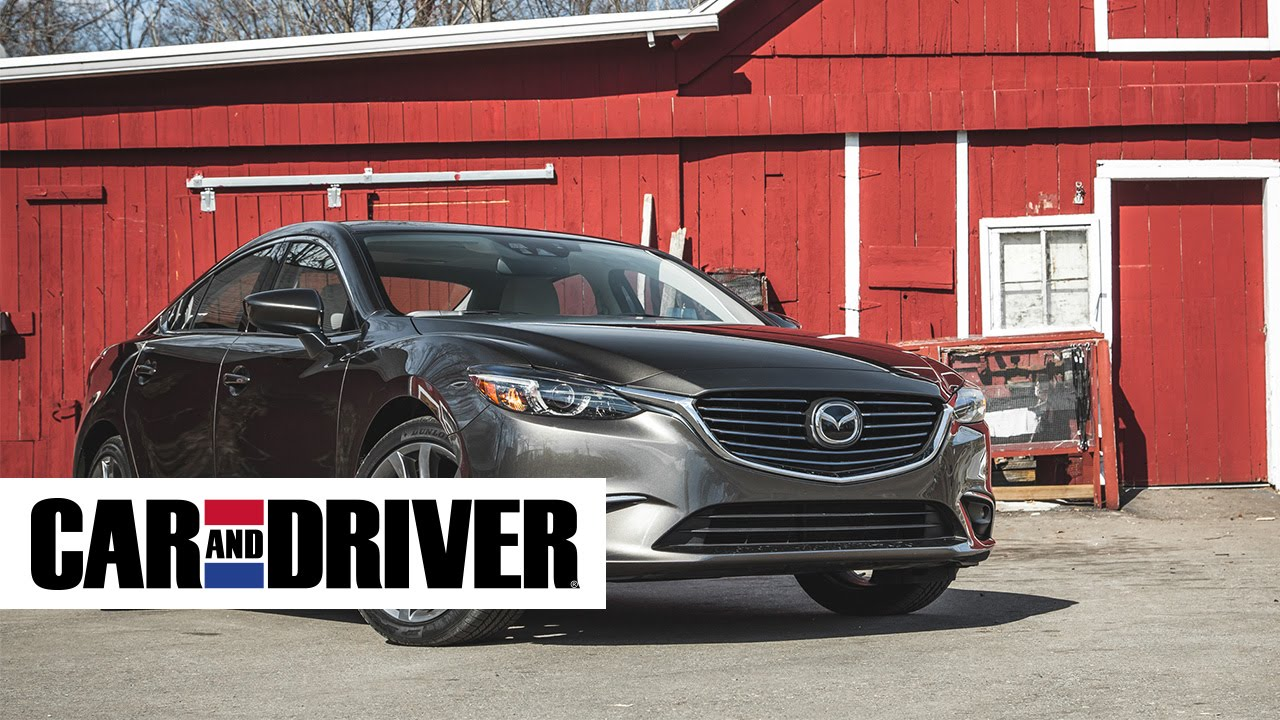 Wonderful Mazda 6 Review In 60 Seconds | Car And Driver