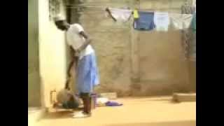 رقص صومالي مضحك funny dance - YouTube.flv
