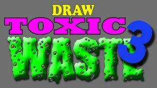Fun Activities for Kids: Draw Toxic Waste (3 of 3)