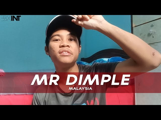 MR DIMPLE 🇲🇾 | LA Girls - Charlie Puth (Beatbox Remix)