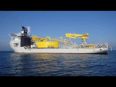 Z-Cleantech (Kanaal Z) - Jan De Nul Group, Offshore Kabels (aflevering 3)