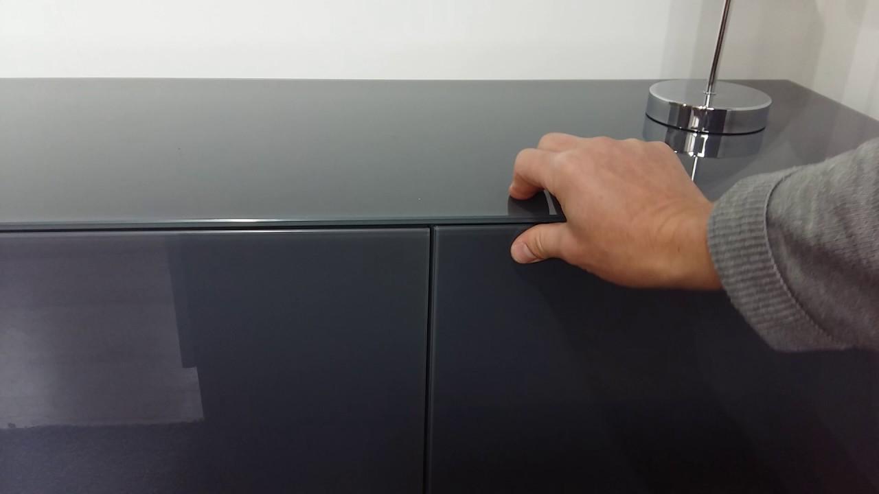 push open door instruction video