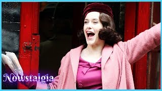 The Marvelous Mrs. Maisel Season 1 Review | Nowstalgia Reviews