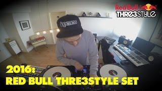 DJ RAFIK: RED BULL THRE3STYLE SET 2016