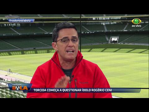 Fernando: Ceni é Promessa De Mudança No Futebol Brasileiro
