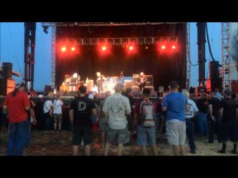 Steppenwolf Concert - ROT Motorcycle Rally Austin Texas June