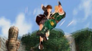 Tekken 5 - Anna with Devil Jin's Moves