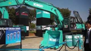 Bauma Conexpo Africa 2015 showcases the industry's best